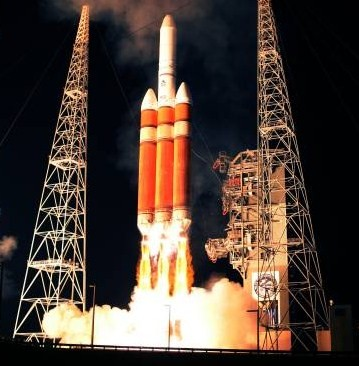 El más potente de los Cohetes - El Delta IV Heavy