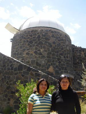 Cambio de Dirección en Planetarium y observatorio de Arequipa Chivay