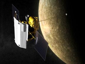 LLegan primeras Vistas de Mercurio - Messenger